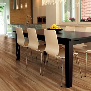 Dining room flooring | Gillenwater Flooring