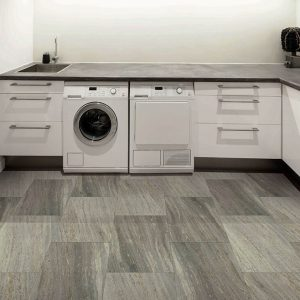 White cabinets | Gillenwater Flooring