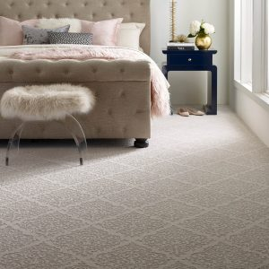 Bedroom Carpet design | Gillenwater Flooring