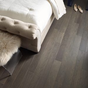 Bedroom Hardwood flooring | Gillenwater Flooring