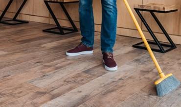 Hardwood cleaning | Gillenwater Flooring