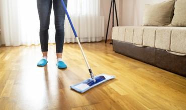 Floor cleaning | Gillenwater Flooring