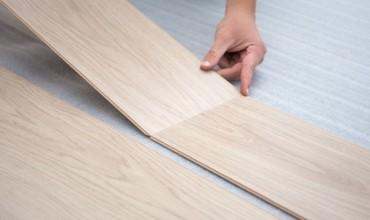 Vinyl installation | Gillenwater Flooring