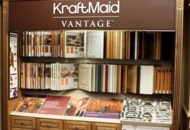 Kraftmaid vantage | Gillenwater Flooring