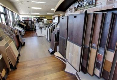 Showroom | Gillenwater Flooring