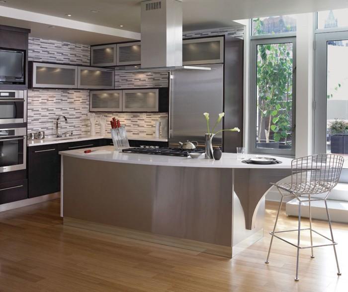 Corner upper caninets | Gillenwater Flooring