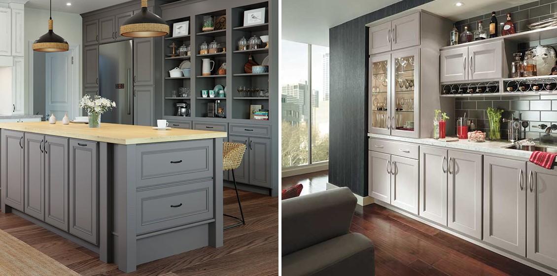 Kraftmaid cabinets | Gillenwater Flooring