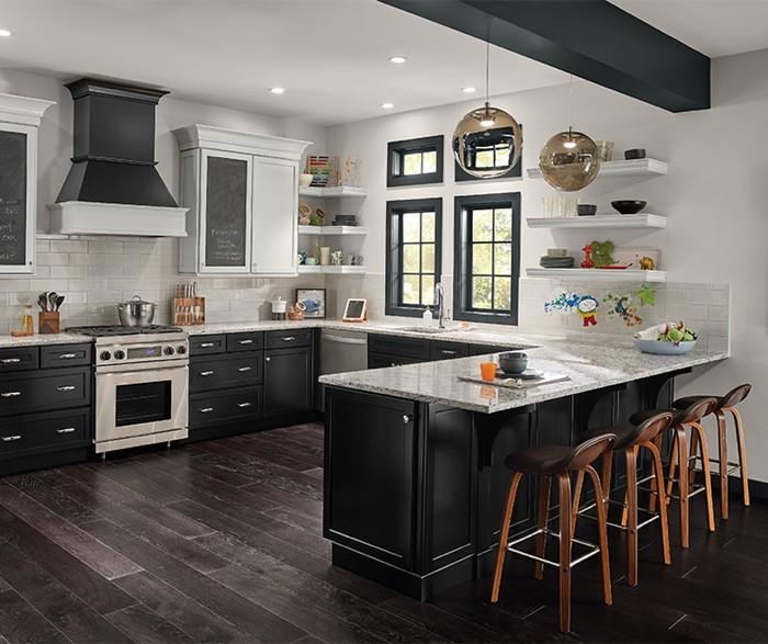 Kitchen cabinets | Gillenwater Flooring