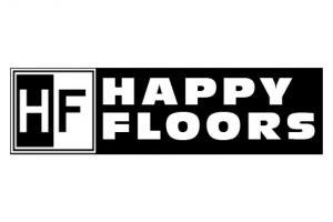 Happy floors logo | Gillenwater Flooring