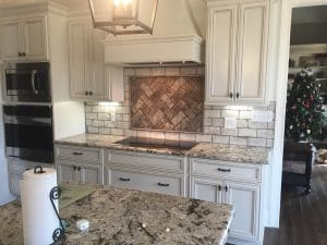 Kitchen countertops and cabinets | Gillenwater Flooring