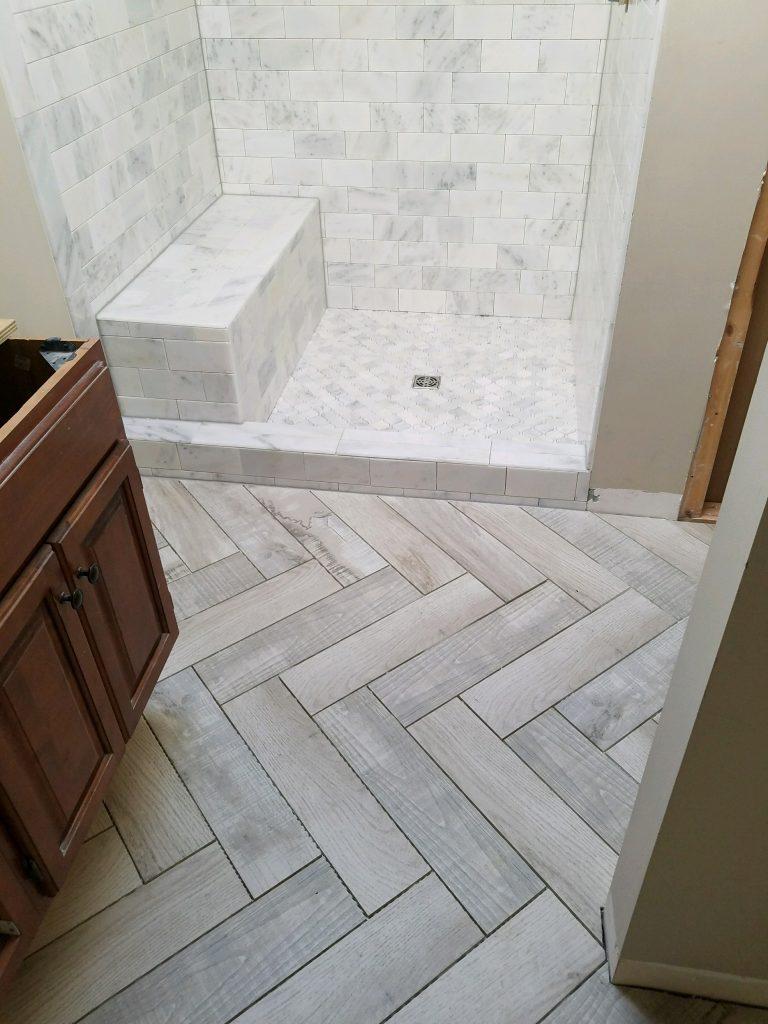 Tile flooring   Gillenwater Flooring