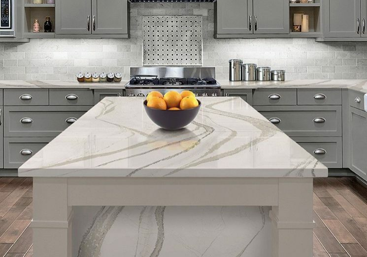 Fruits on kitchen countertop | Gillenwater Flooring