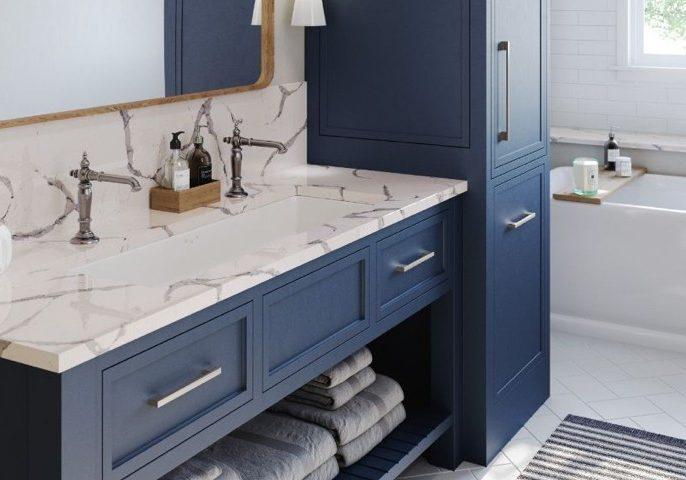 Cambria countertop | Gillenwater Flooring