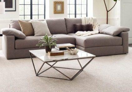 Modern living room | Gillenwater Flooring